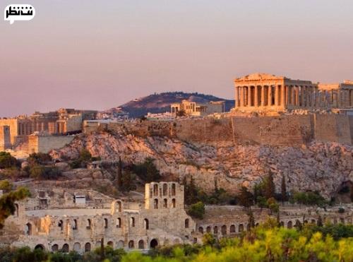 سفر به سواحل زیبای یونان
