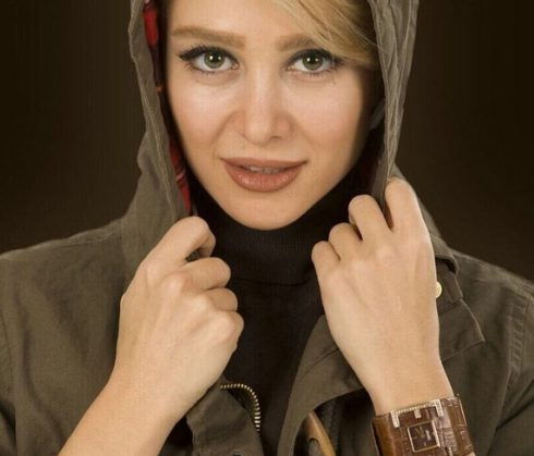الناز حبیبی بازیگر جذاب ایرانی