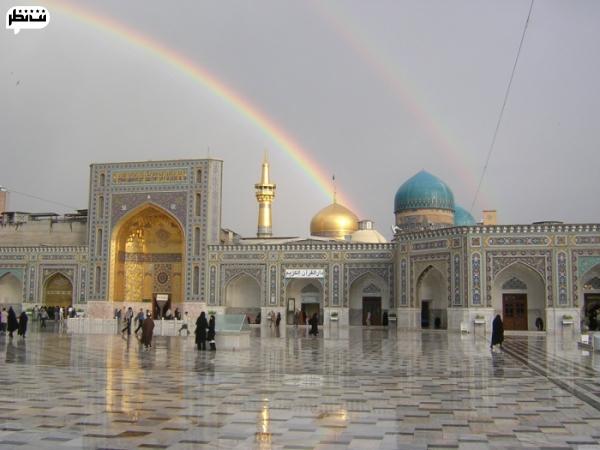 شهر مقدس مشهد بهترین مقصد سفر نوروزی