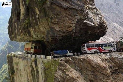 خطرناک ترین جاده های دنیا