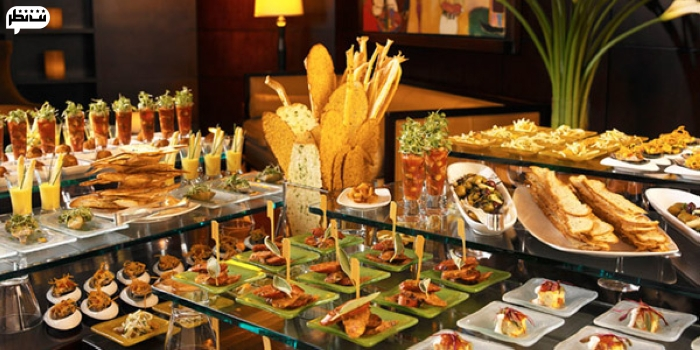 قیمت منوی رستوران بین المللی نارنجستان