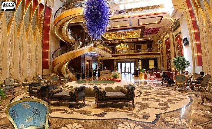 هتل درویشی مشهد ایران