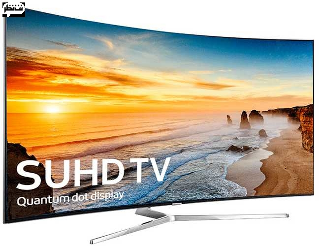 تلویزیون خمیده 78 اینچ