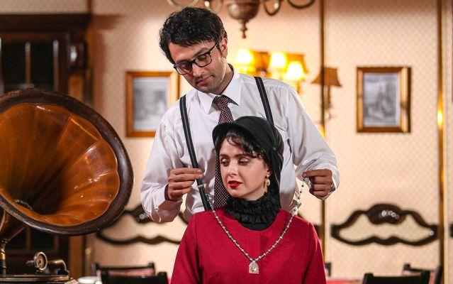 دانلود سریال شهرزاد بهترین سریال ایرانی