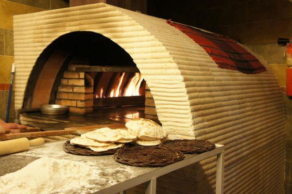 بهترین رستوران عربی مشهد رستوران نسیم لبنان است