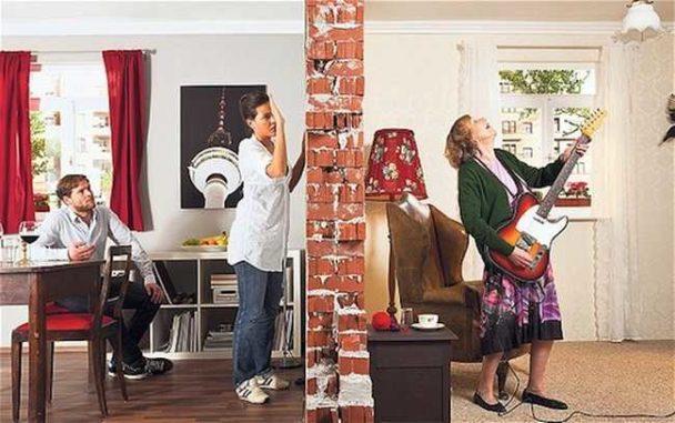 فرهنگ آپارتمان نشینی