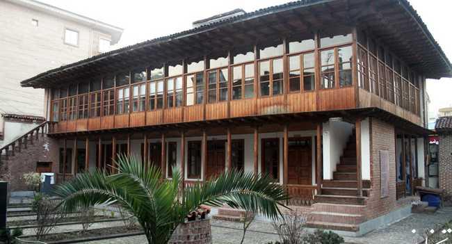 خانه میرزا کوچک