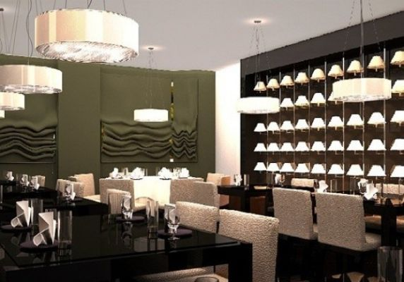 رستوران ارکیده سیاه یکی از بهترین رستوران های مشهد