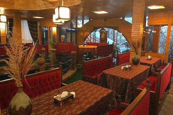 بهترین رستوران های مشهد - رستوران تشریفات