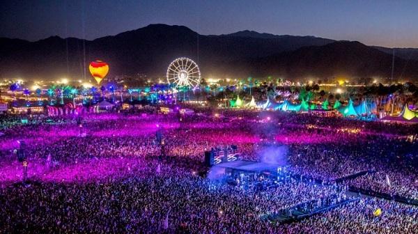 بزرگترین جشنواره های موسیقی