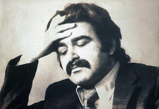 غلامحسین ساعدی یکی از بهترین نویسندگان ایرانی