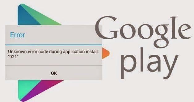رفع خطاهای گوگل پلی