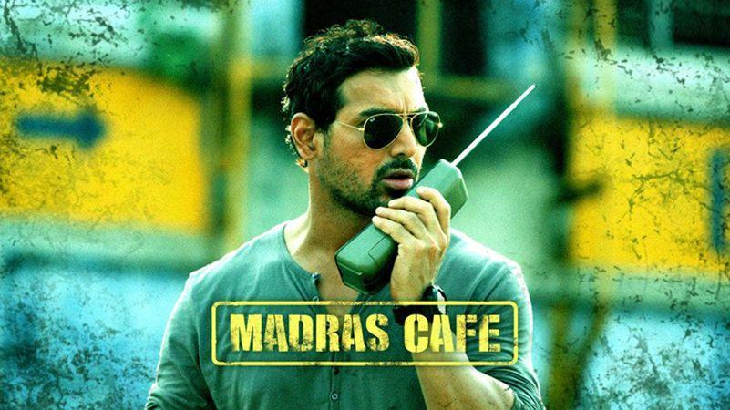 فیلم هندی کافه مدراس