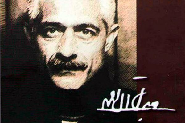 جلال آل احمد از نویسندگان معروف ایرانی