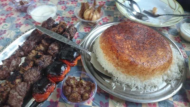 رستوران سنتی خاور خانم