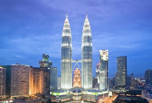 برج های دیدنی مالزی