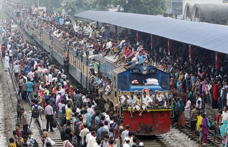 داکا پایتخت بنگلادش