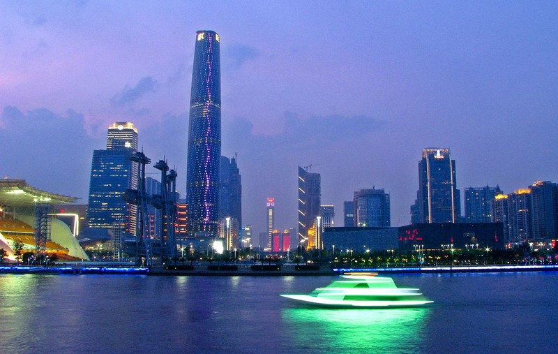 بزرگترین شهرهای جهان