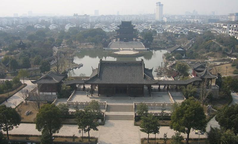 شهر سلطنتی چین