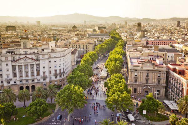 معرفی زیباترین خیابان های اروپا