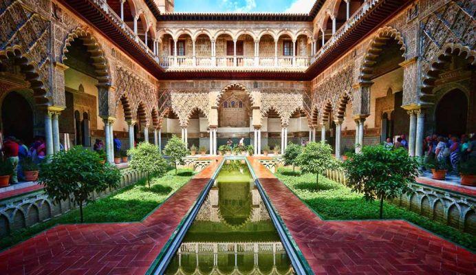 معرفی زیباترین قلعه اسپانیا