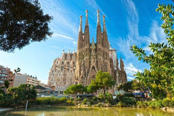 لیست دیدنی های اسپانیا