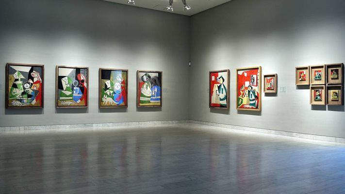معرفی بزرگترین مجموعه آثار پیکاسو