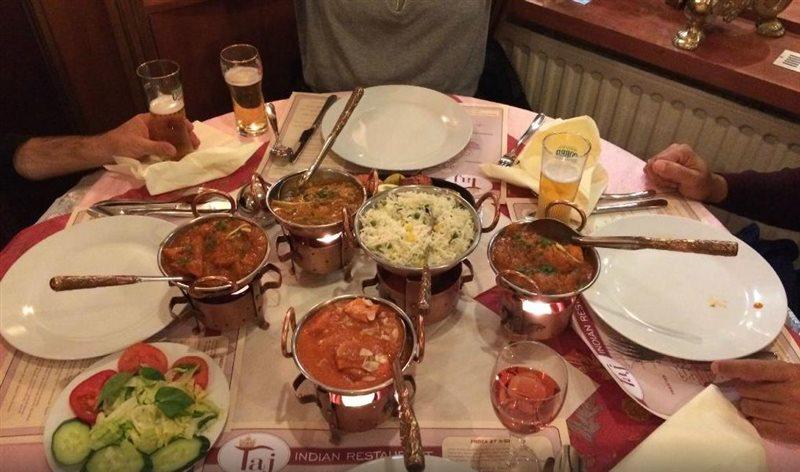 رستوران هندی شیراز