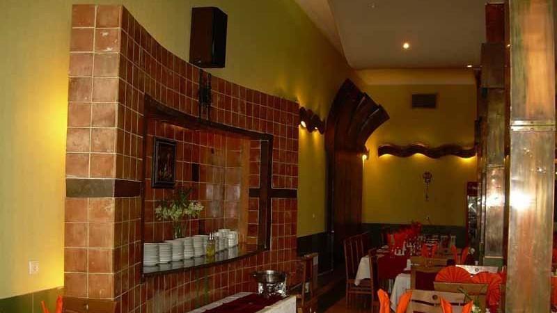 رستوران معروف شیراز