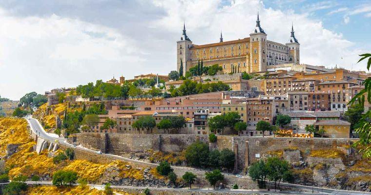 معرفی شهر های اسپانیا