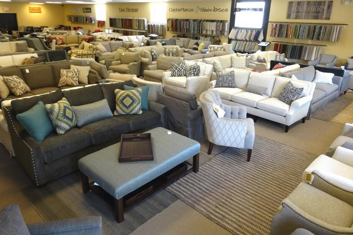 10 - Stores that sell bedroom furniture ...