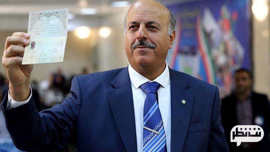 دکتر قاسم شعله سعدی وکیل معروف ایران