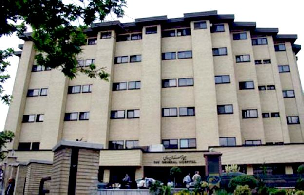 بیمارستان دی یکی از بهترین بیمارستان های خصوصی تهران
