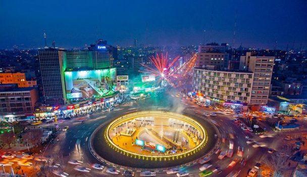 بهترین بناهای دیدنی تهران