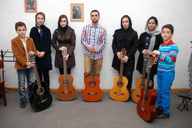 آموزشگاه موسیقی پارت معروف ترین آموزشگاه موسیقی تهران