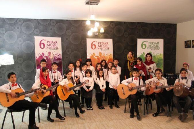 آموزشگاه موسیقی پدر بهترین آموزشگاه موسیقی تهران