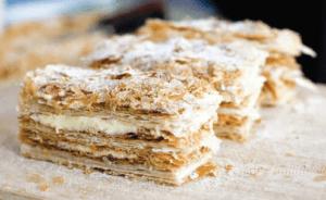 شیرینی ناپلونی، دسر ایرانی خوش طعم