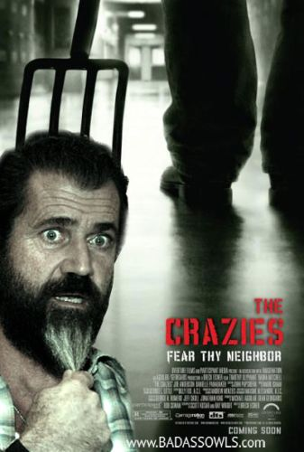 فیلم ترسناک دیوانگان