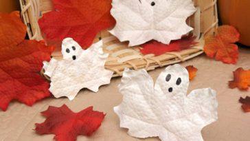 ساخت تزئینات هالووین