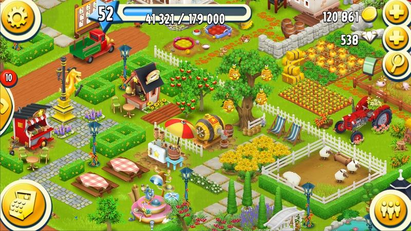 بهترین بازی مزرعه داری