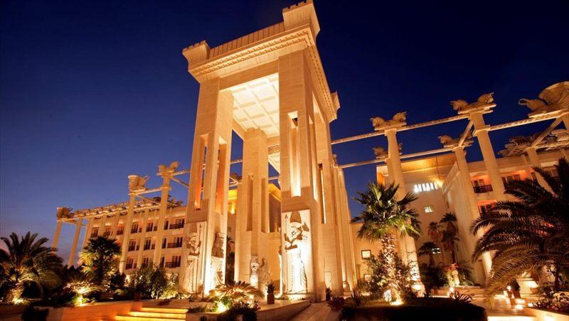 بهترین هتل در کیش هتل داریوش