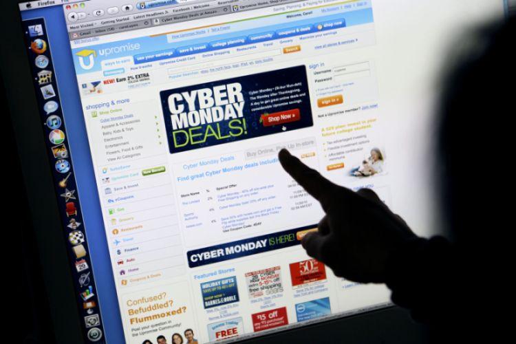سایبر ماندی روز خرید اینترنتی در آمریکا