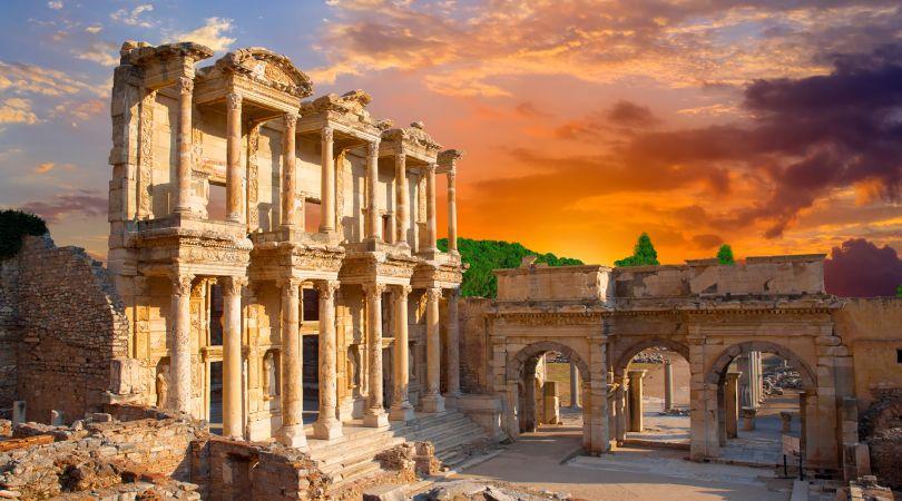 شهر افسوس در ازمیر