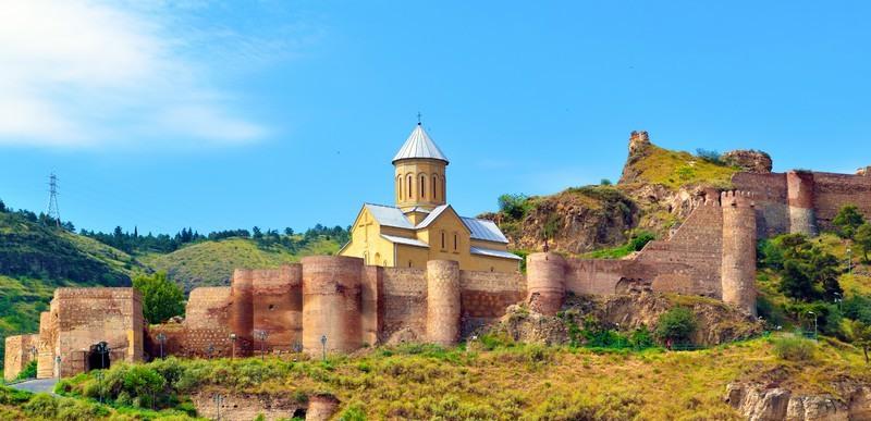 نارین قلعه گرجستان