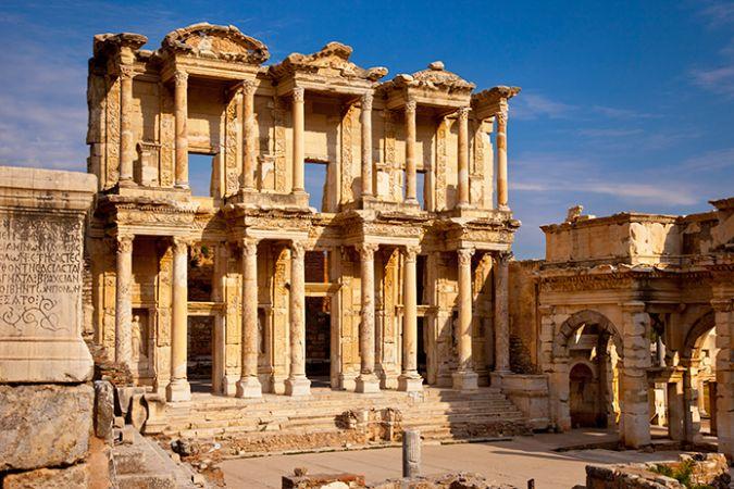 کتابخانه سلسوس در ترکیه
