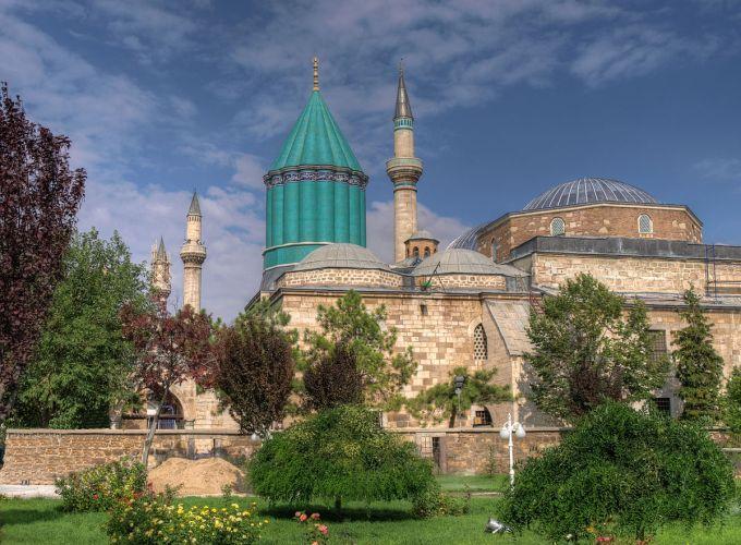 موزه مولانا در ترکیه