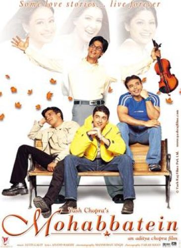 فیلم سینمایی محبت ها یک فیلم سینمایی هی رام یک فیلم تاریخی هندی از شاهرخ خان