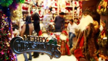 مرکز خرید کریسمس در تهران