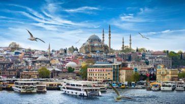معرفی مناطق دیدنی ترکیه