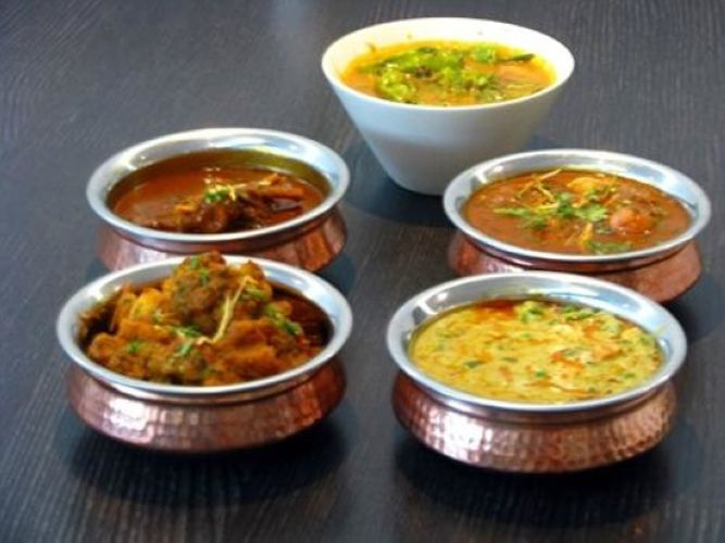 رستوران هندی نمسته در کابل